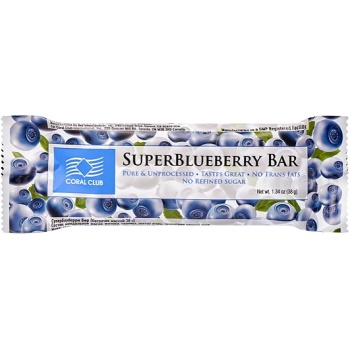 SuperBlueberry Bar (38 g)